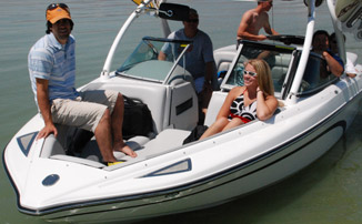 Family Reunion Boat Rentals